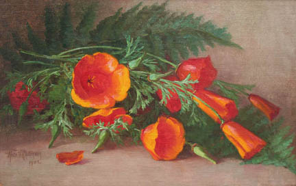 Alice Chittenden - Poppies